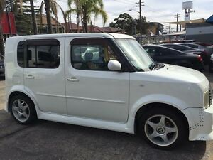 2003 Nissan Cube   Rego expired on August 2017 Lidcombe Auburn Area Preview