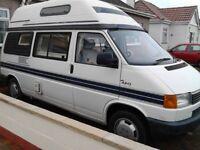 1995 VW Autosleeper Topaz 2 Berth Motorhome / Campervan / Camper 2.4 Diesel Automatic