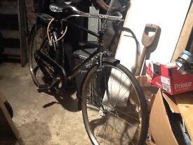 Vintage Chinese bicycle