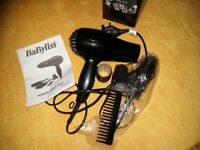 BaByliss Hair Dryer