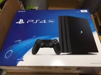 PS4 pro 1tb psvr and fifa 18