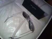 Original Carolina Lemke sunglasses.