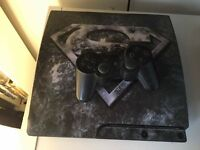 Immaculate PS3, games and remote controller