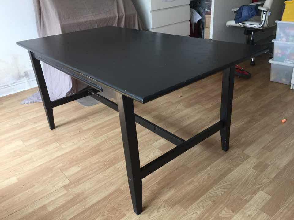 Ikea Extendable Table In Crystal Palace London Gumtree