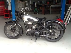 BSA M20 1949 500 cc Warrenup Albany Area Preview