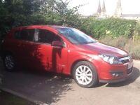 2006 Vauxhall Astra Design,Mot 12 Months,newer shape
