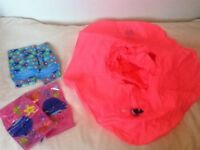 Baby swim safety items