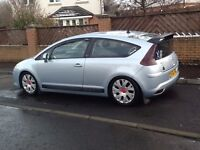 C4 VTR+ 2006 CITROEN C4 VTR+ 1.6 COUPE 71000 MILES,YEARS MOT,UPGRADED,STUNNING THROUGHOUT,MUST SEE.