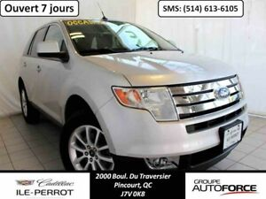 2009 FORD EDGE FWD SEL, MAGS, SIEGES CHAUFFANTS