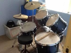 Ashton Drum Kit Argyle Donnybrook Area Preview