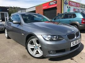 **6 MONTHS WARRANTY** BMW 325i SE COUPE (2006) - LOW MILEAGE - CLEAN CONDITION - HPI CLEAR!