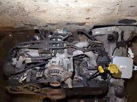 Subaru Impreza 2001 2.0 engine