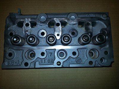 Usedrebuilt Genuine Oem Kubota D850 Cylinder Head Wvalves 1 Year Warranty