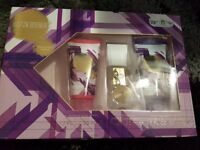 Justin Bieber Perfume set.