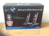 BT8600 Advance Call Blocker (Twin).Boxed Brand New,Unwanted gift