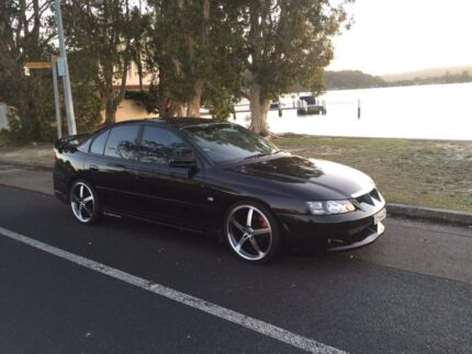 Holden commodore vy hsv clubsport 6speed vn vp vr vs vt vx vz ve  Gosford Gosford Area Preview