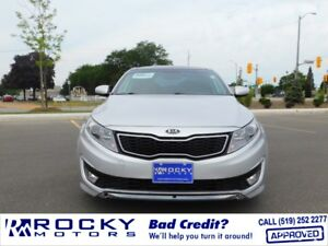 2012 Kia Optima Hybrid - BAD CREDIT APPROVALS
