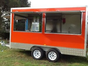 Mobile Food Van Trailer Penrith Penrith Area Preview