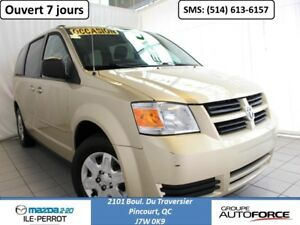 2010 Dodge Grand Caravan SE STOW N GO AUTOMATIQUE A/C