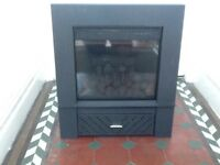 Mains gas fire