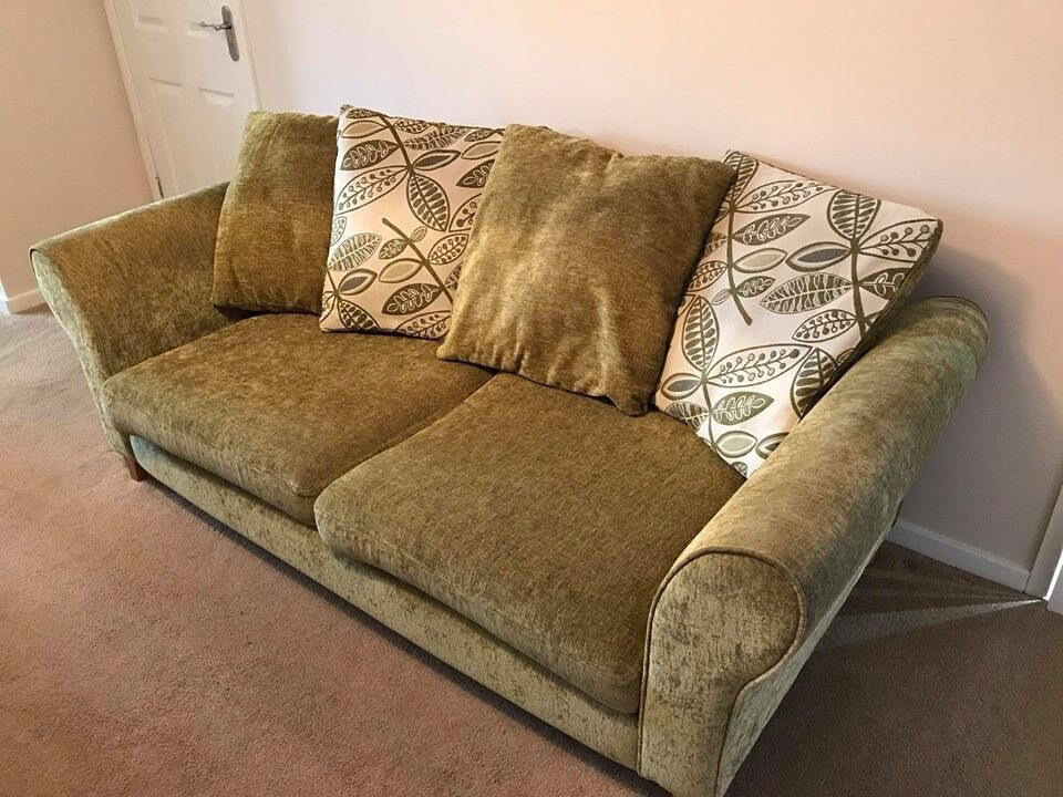 3 seater Dfs sofa matching chaise lounge 2 pairs of matching