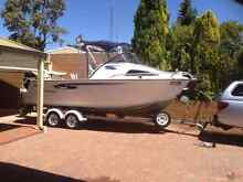 2008 stacer 619 150hp mercury optimax North Adelaide Adelaide City Preview