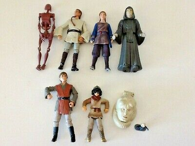 Vintage Star Wars Figures Bundle
