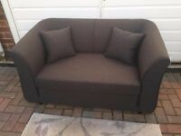 Kenster 2-seater sofa bed NEW ex-display RRP £249