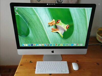 "Apple iMac A1312 27"" 12GB Desktop -Radeon HD 4850 (Late 2009)"