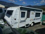 Jayco 15ft Poptop sell or swap MOTOR HOME Glenorchy Glenorchy Area Preview
