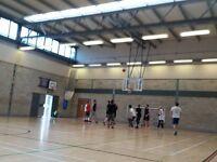 London Indoor Basketball (Women & Men)