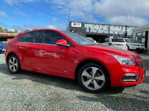 *** 2016 HOLDEN CRUZE Z-SEIRES HATCH *** FINANCE AVAILABLE ***