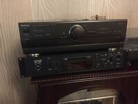 TECHNICS A900MK2 IN BRAN NEW CONDTION MAY PX A VINTAGE AMP