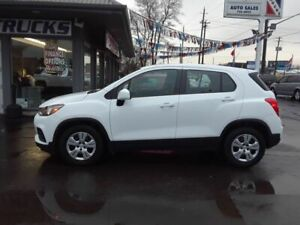 2017 Chevrolet Trax LS EXCELLENT !! *FINANCING HERE AVAILABLE !!