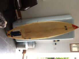 "Graeme Bunt Surfboard 6ft 3"""