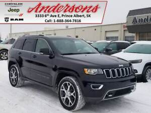 2018 Jeep Grand Cherokee Limited Sterling Edition *Nav/Tow Hooks