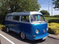 VW type 2 Bay campervan project