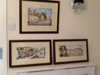 Prints by John Rudkin with certificates of authenticity