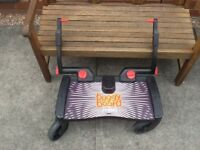 LASCAL BUGGY BOARD FITS MIST PUSHCHAIRS NO CONNECTORS