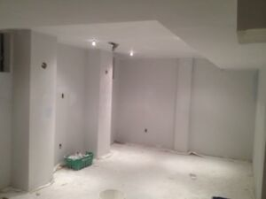 Why not hire the little guy? Drywall and Taping