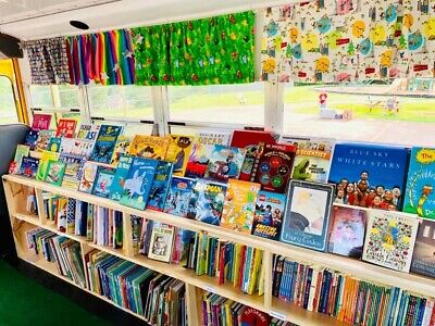 $10 Charitable Donation For: the purchase of new books for the bus