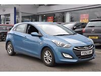 HYUNDAI I30 ACTIVE BLUE DRIVE CRD HATCHBACK 1582cc, 5 Doors **ONE OWNER ** FULL DEALER HISTORY*
