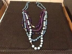 5 in 1 vintage necklace