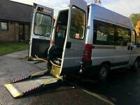 Peugeot Boxer 1.9 WAV Wheelchair Accessible Minibus