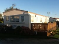 Static Caravan On Longbeach Leisure Hornsea 2005 model