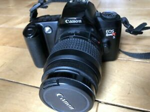 Canon Rebel XS with lens