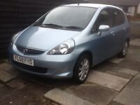 Honda Jazz 1.4 i-DSi SE 5dr * Serviced Aug 17 * MOT'd until Sept 18