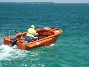 NEW POWERCAT DINGHY by FINN  SAFE AND STABLE O'Connor Fremantle Area Preview