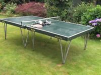 Dunlop Barna Full Size Table Tennis Table plus Loads Of Extra's
