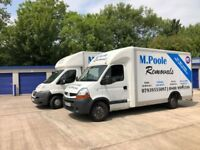 MAN WITH A VAN / HOUSE REMOVALS IN DERBY- M.POOLE REMOVALS